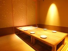 きれいな個室が女性1人1部屋